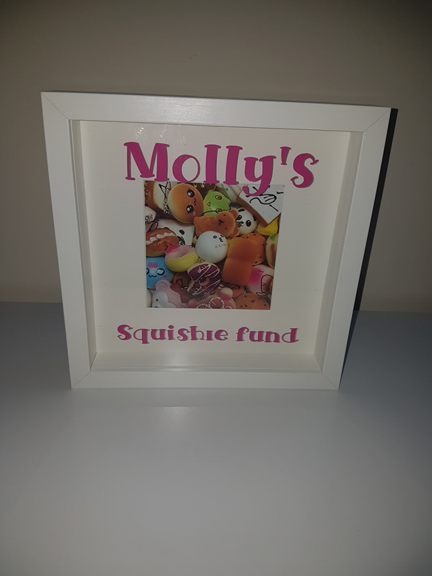 Money Box Frame