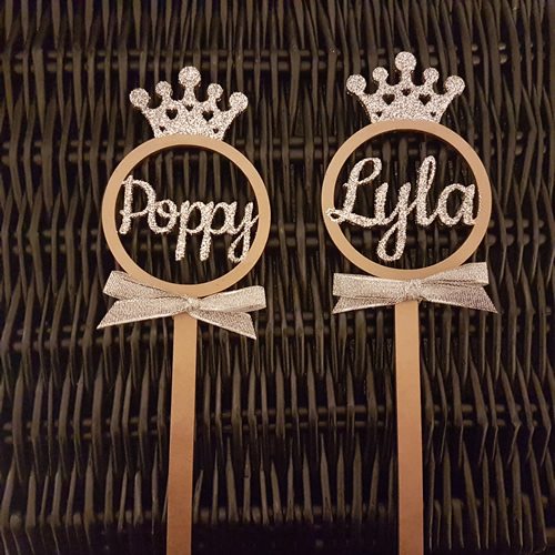 Personalised Wands